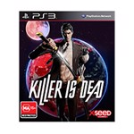Killer is Dead - Packshot 1