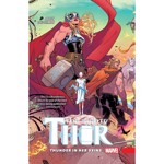 Marvel - The Mighty Thor - Thunder in Her Veins Vol. 1 Graphic Novel - Packshot 1