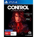 Control: Ultimate Edition - Packshot 1