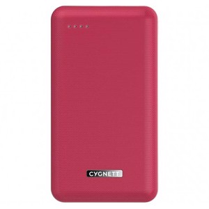 Cygnett Chargeup Reserve 20000mAh 18W USB-C Red Power Bank