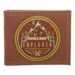 Minecraft - Explorer Bifold Wallet - Packshot 1