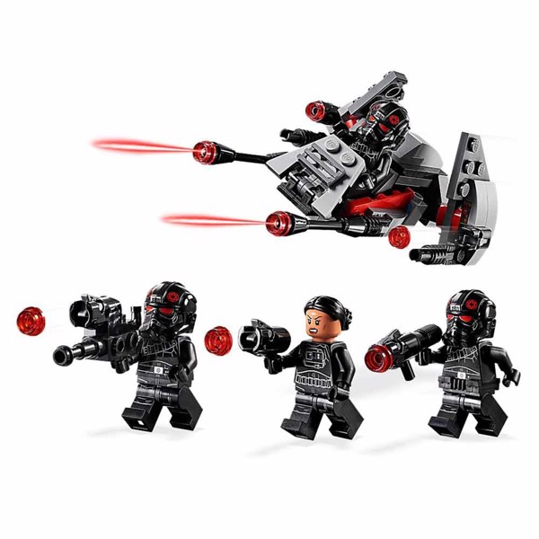 Star Wars - LEGO Inferno Squad Battle Pack - Packshot 3