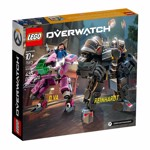 LEGO - Overwatch - D-Va and Reinhardt - Packshot 3
