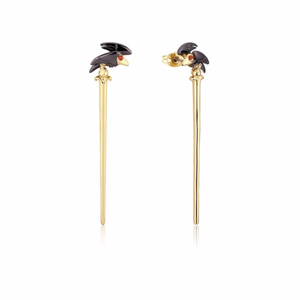 Disney - Sleeping Beauty Maleficent Staff Couture Kingdom Earrings - Packshot 1