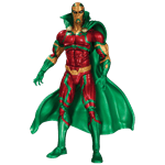 "DC Comics - Mister Miracle Icons 6"" Action Figure - Packshot 1"