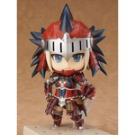Monster Hunter - Female Hunter in Rathalos Armor Edition DX Version Nendoroid  - Packshot 2