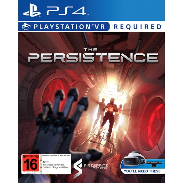 The Persistence - Packshot 1