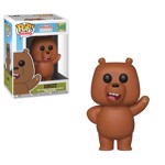 We Bare Bears - Grizzly Pop! Vinyl Figure - Packshot 1