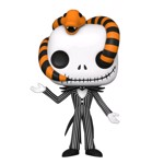 Disney - The Nightmare Before Christmas - Jack Snake Head Pop! Vinyl Figure - Packshot 1