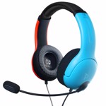 Nintendo Switch PDP Gaming LVL40 Wired Stereo Headset - Colour Block - Packshot 1