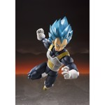 Dragon Ball Super - Super Saiyan God Vegeta Action Figure - Packshot 4