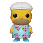 The Simpsons - Homer in Mumu Pop! Vinyl Figure - Packshot 1