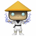 Mortal Kombat - Raiden with Lightning Pop! Vinyl Figure - Packshot 1
