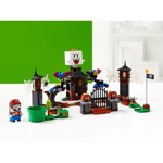 LEGO Super Mario King Boo and the Haunted Yard Expansion Set - Packshot 4