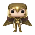 DC Comics - Wonder Woman 2 - Wonder Woman Gold Wide Wing Pose Pop! Vinyl Figure