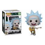 Rick and Morty - Tiny Rick Pop! Vinyl Figure - Packshot 1