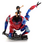 Marvel - Spider-Man: Into the Spider-Verse - Peni Parker Deluxe 1:10 Scale Statue - Packshot 1