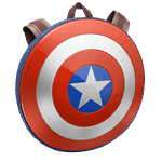 Marvel - Captain America: Civil War - Captain America Shield Backpack - Packshot 1