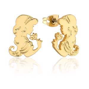 Disney - Aladdin - Princess Jasmine Gold Earrings