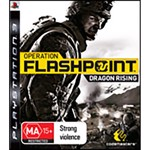 Operation Flashpoint 2: Dragon Rising - Packshot 1
