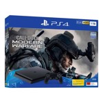 PlayStation 4 1TB Slim Call of Duty Modern Warfare Console - Packshot 1