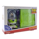 Disney - Toy Story - Buzz Lightyear Egg Cup  With Toast Cutter - Packshot 2
