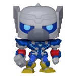Marvel - Avengers - Thor Mech Strike Pop! Vinyl Figure - Packshot 1