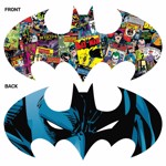 DC Comics - Batman Bat-Logo Double-sided 600-Piece Aquarius Jigsaw Puzzle - Packshot 1