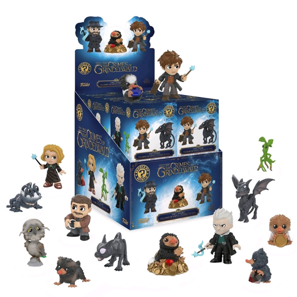Fantastic Beasts - The Crimes of Grindelwald -  Mystery Mini Blind Box (Single Box) - Packshot 1