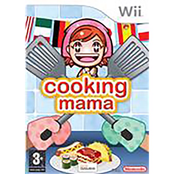 Cooking Mama: Cook Off - Packshot 1