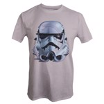 Star Wars - Storm Trooper Ripple T-Shirt - L - Packshot 1