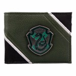 Harry Potter - Slytherin Green Bi-Fold Bioworld Wallet - Packshot 1