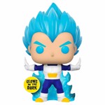 Dragon Ball Z - Vegeta Powering Up Glow Pop! Vinyl Figure - Packshot 1