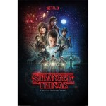 Stranger Things - Movie Poster - Packshot 1