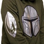 Star Wars - The Mandalorian Helmet Hoodie - Packshot 6