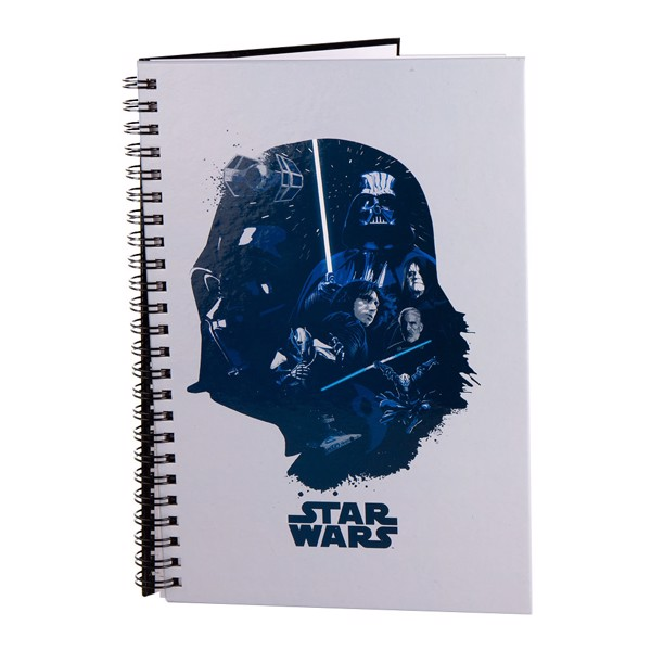 Star Wars - May The 4th Villains Notebook - Packshot 1
