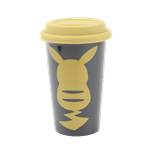 Pokemon - Pikachu Foil Ceramic Travel Mug - Packshot 1