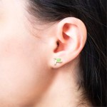 Disney - Pocahontas Flit & Meeko Enamel Stud Short Story Earrings - Packshot 4