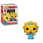 The Simpsons - Maggie Pop! Vinyl Figure - Packshot 1