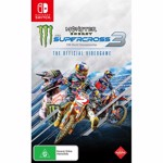 Monster Energy Supercross - The Official Videogame 3 - Packshot 1