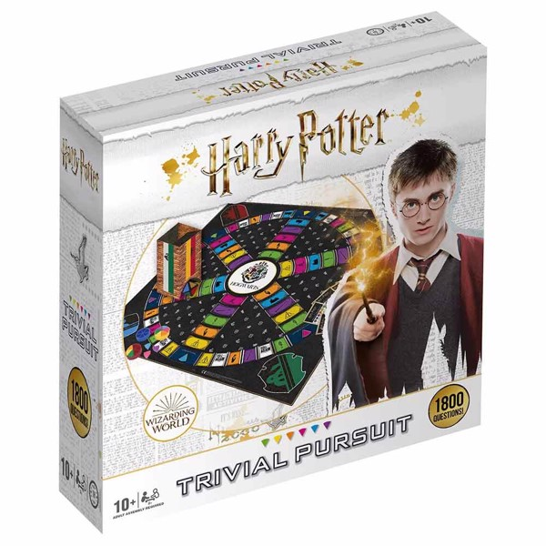 Harry Potter - Trivial Pursuit Ultimate Edition - Packshot 1