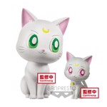 Sailor Moon - Artemis and Diana Q Posket Fluffy Puffy Figure - Packshot 1