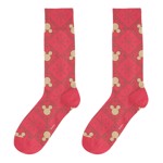 Disney - Mickey Mouse - Red Patters Socks - Packshot 1