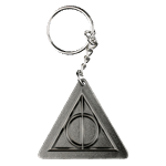 Harry Potter - Deathly Hallows Keyring - Packshot 1