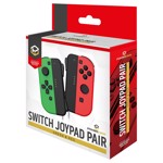 Powerwave Switch Joypad Pair Green & Red - Packshot 3