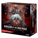 Dungeons & Dragons - Waterdeep: Dungeon of the Mad Mage Board Game - Packshot 1