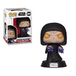 Star Wars - Episode VI - Emperor Palpatine Pop! Vinyl Figure - Packshot 1