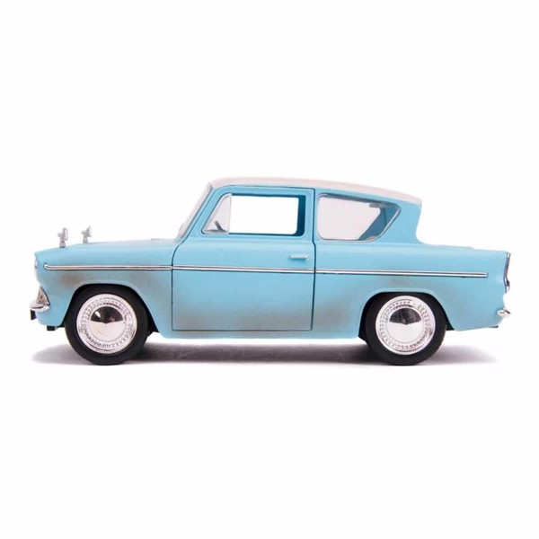 Harry Potter - Ford Anglia Diecast Replica with Harry Potter Figure - Packshot 2