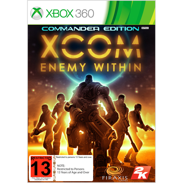 XCOM: Enemy Within - Packshot 1
