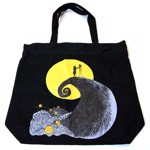 Nightmare Before Christmas - Meeting on the Hill Tote Bag - Packshot 1